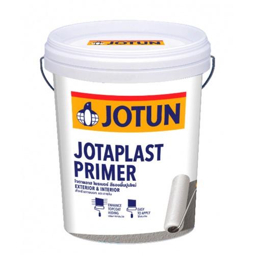 JOTUN โจตาพลาส ไพรเมอร์  ขนาด  18.9  25 ลิตร สีขาว