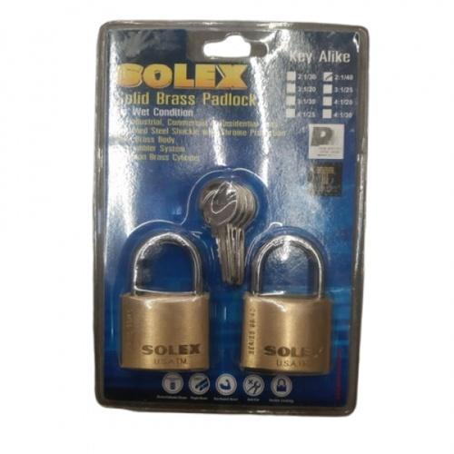 SOLEX กุญแจสายยู 2:1SL99 ขนาด 40 MM.