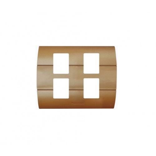 PANASONIC ฝาพลาสติก 4 ช่อง WEAG6804MF