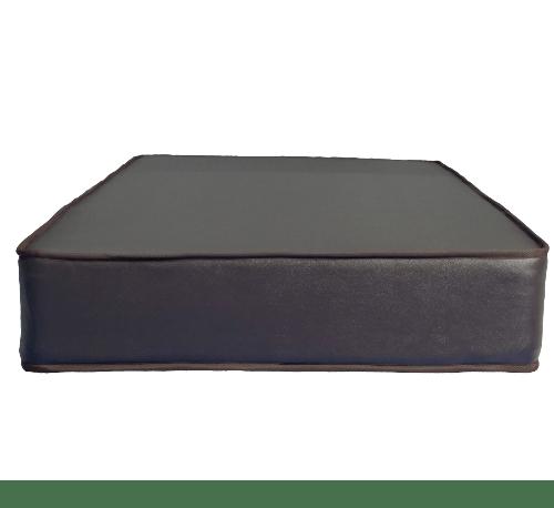 Truffle ที่นอนสปริง ผ้า PVC ขนาด 5x9 ฟุต Classic Rest น้ำตาลเข้ม