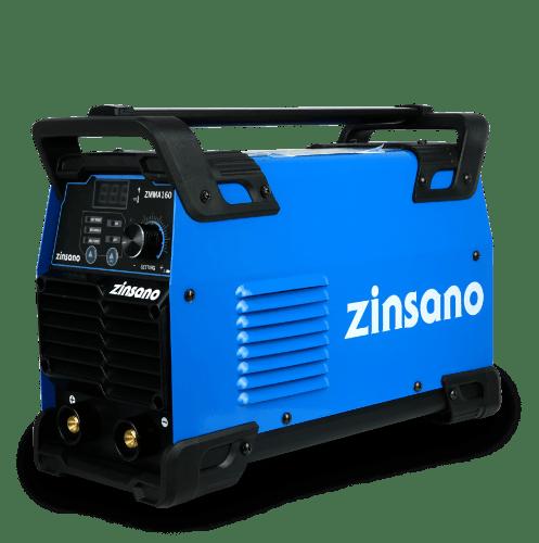 ZINSANO เครื่องเชื่อมไฟฟ้าอินเวอร์เตอร์ ZMMA160 น้ำเงิน