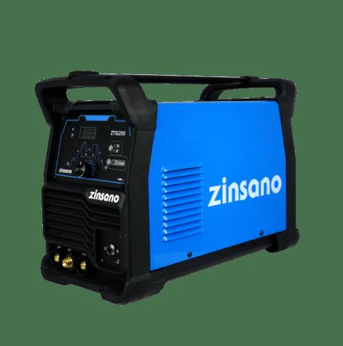 ZINSANO เครื่องเชื่อมอาร์กอนอินเวอร์เตอร์ ZTIG200 น้ำเงิน