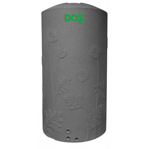 DOS ถังเก็บน้ำบนดิน  สีเทากราไฟต์ 1000 ลิตร BONNIE