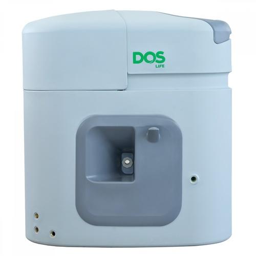 DOS ถังเก็บน้ำบนดิน 1000L+ปั้มน้ำ EP305W WATER PAC PRO สีเทา
