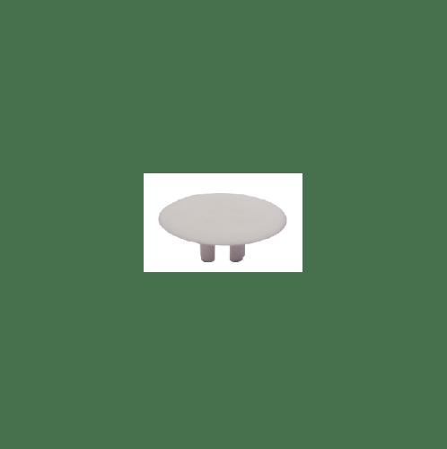 Pansiam ฝาปิดเกือกม้า SCL-2910W สีขาว