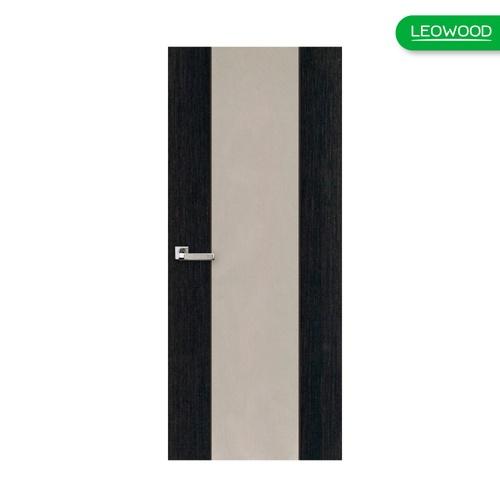 - ประตู I Door ขนาด 3.4x80x200ซม.  LW-11 Silver Ebony Oak