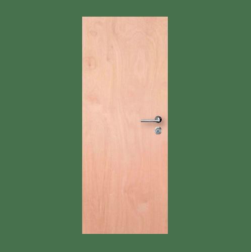 metro ประตูไม้อัดยาง-ไส้ไม้   ขนาด 72x157 cm. ภายใน