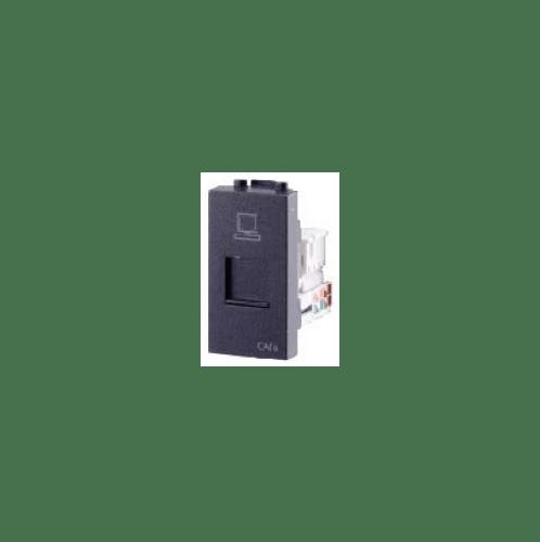 CHANG เต้ารับคอมพิวเตอร์ L-170C สีดำ