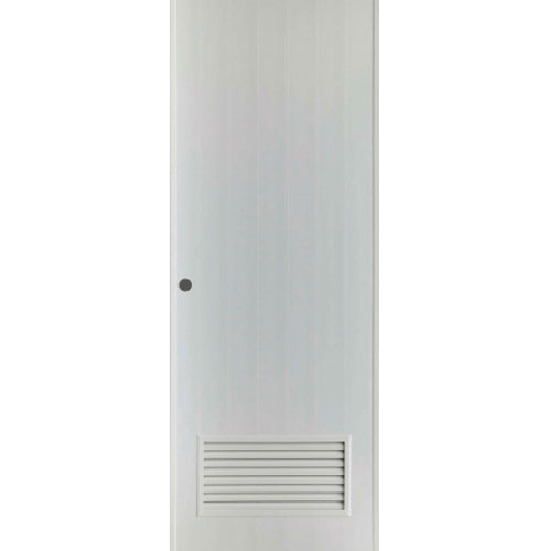 BATHIC ประตูBS2   ขนาด 80x180 สีเทา