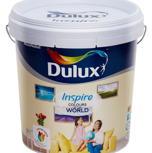 Dulux อินสไปร์ภายในด้าน เบส A Inspire Interior