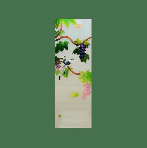 MAZTERDOOR กระจก ขนาด 56 x 162.5 cm.  Art-05