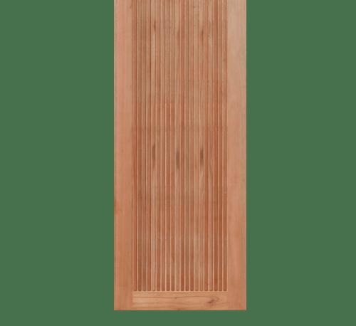 MAZTERDOOR ประตูไม้เนื้อแข็ง ขนาด 90x200 ซม. NM-07