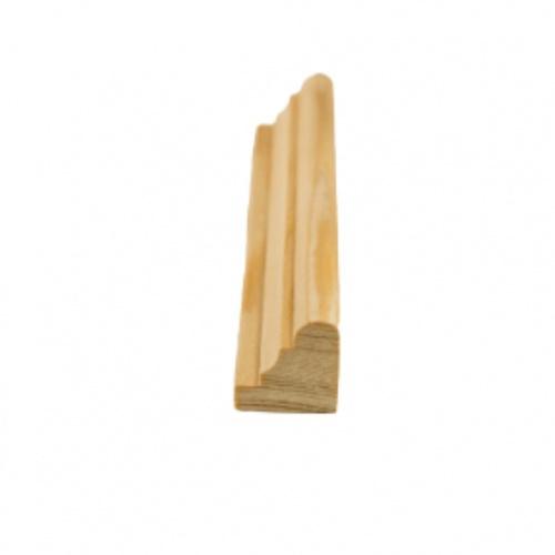 MAZTERDOOR บัวไม้เปอร์เซีย  ขนาด 3/4x3/4x4.0  M.0515