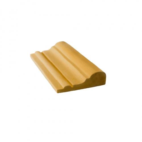 MAZTERDOOR คิ้วตกแต่ง-ไม้สัก (ตุ่ม)1x3x6.5 ฟุต M.1501