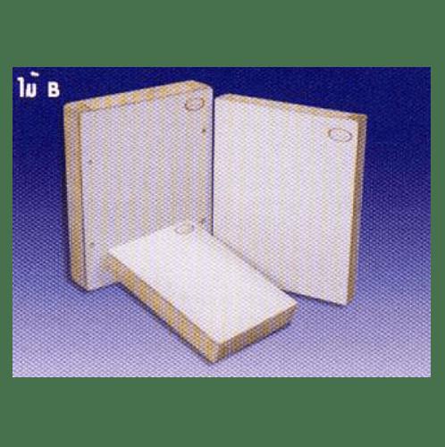 Interlam แผงไม้4x6 B