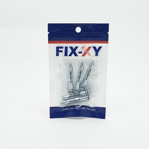 FIX-XY พุกเหล็กยิปซั่ม 4x45 mm  EI-003