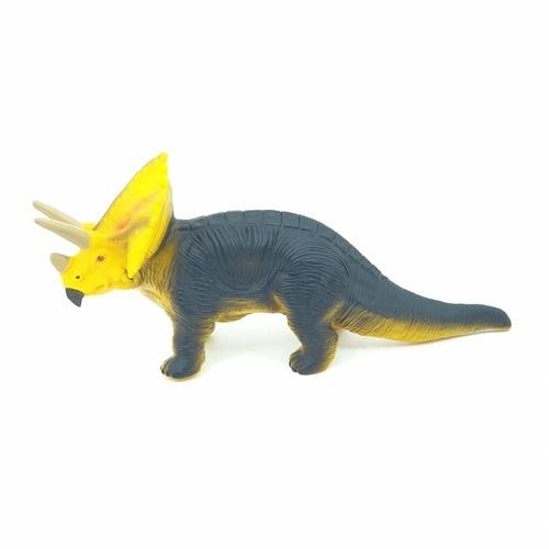 Sanook&Toys ไดโนเสาร์จำลองขนาด 10 นิ้ว (12PCS)  ขนาด 32.5x41.11cm.  X777-3 สีเทา