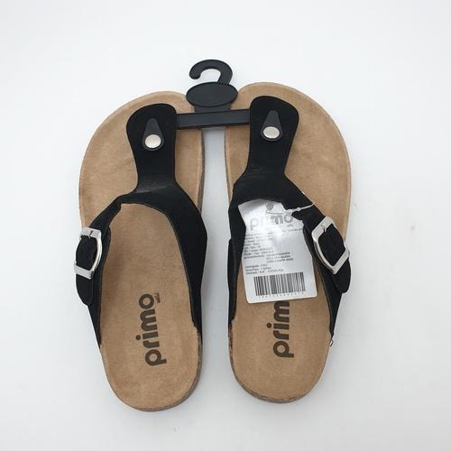 Primo รองเท้าแตะคีบแฟชั่น LY1513-38BK สีขาว