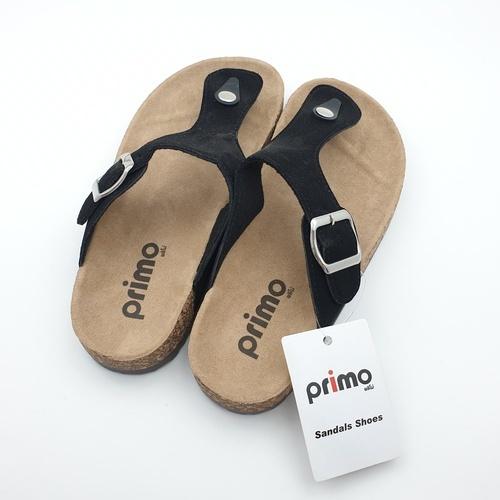 Primo รองเท้าแตะคีบแฟชั่น LY1513-37BK สีดำ