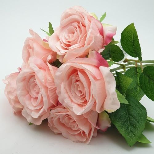 Tree O ดอกไม้ประดิษฐ์ตกแต่ง LL-007 สีชมพู