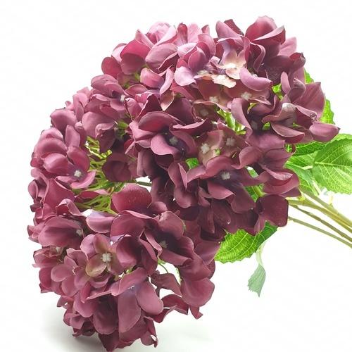 Tree O ดอกไม้ประดิษฐ์ตกแต่ง LL-010 สีม่วง