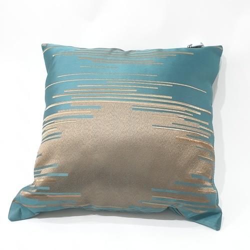 COZY  หมอนอิง ขนาด 43×43×8ซม.  CY20 สีน้ำเงิน
