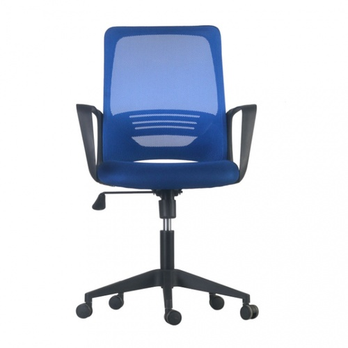 SMITH เก้าอี้สำนักงาน SK2155-BL สีน้ำเงิน