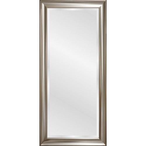 NICE กระจกมีกรอบทรงเหลี่ยม (PS) ขนาด 60x150cm  คลาวด์ X1653S126Q สีเงิน