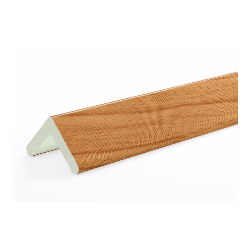 GREAT WOOD ไม้บัวครอบมุม PVC FCN-0301B 30x30x2700mm. CH01