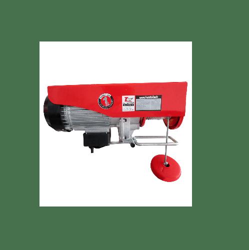 TUF รอกสลิงไฟฟ้า RP500A สีแดง