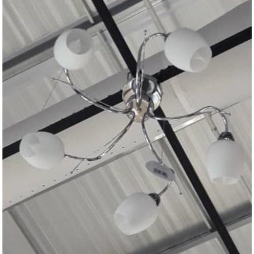 V.E.G โคมไฟเพดานโมเดิร์น  93304CR.5H.WT. สีขาว