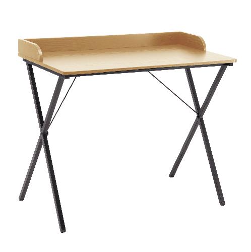 SMITH โต๊ะทำงาน AVA-BE สีบีช