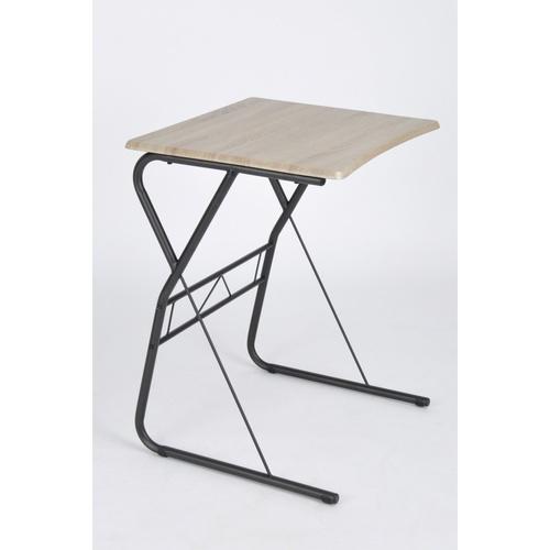 Pulito โต๊ะทำงานไม้ MDF MISSOURI สีบีช