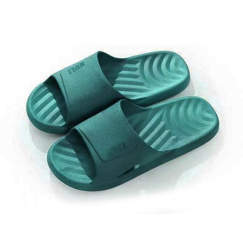 Primo รองเท้าแตะ PVC  QD010-DKGN401 สีเขียวเข้ม เบอร์40-41