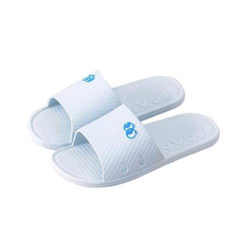 Primo รองเท้าแตะ PVC เบอร์ 36-37 LX003-LGN367 สีฟ้า