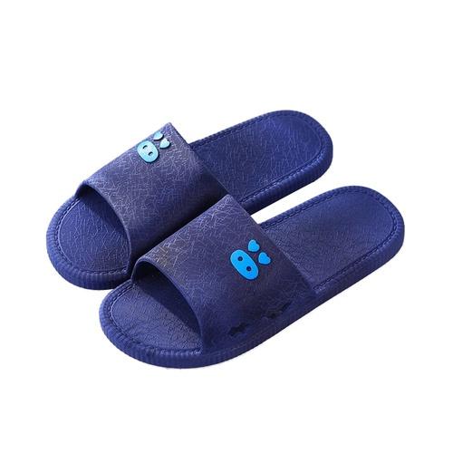 Primo รองเท้าแตะ PVC เบอร์ 42-43  LX012-DKBL423 สีน้ำเงิน