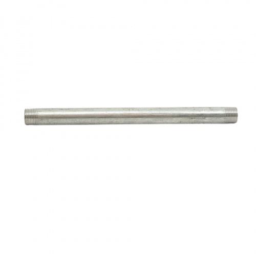 VAVO ท่อประปาสำเร็จ  1/2 นิ้ว  x25 ซม. สีโครเมี่ยม
