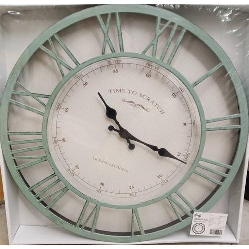 COZY  นาฬิกาติดผนัง 40ซม.   BY008