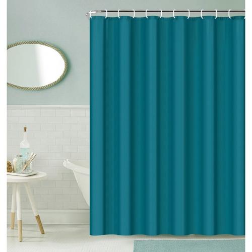 Primo ผ้าม่านห้องน้ำ PEVA ขนาด 180x180 ซม.  EDJJ08-GN สีเขียว