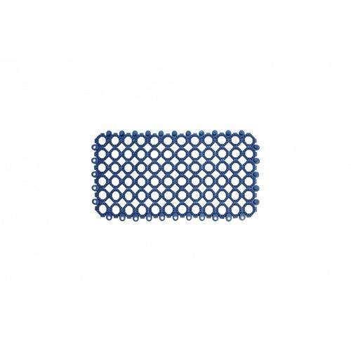 Primo แผ่นกันลื่น PVC  ขนาด 30×15 ซม.  (12แผ่น/แพ็ค)  Ring BYF004-BU