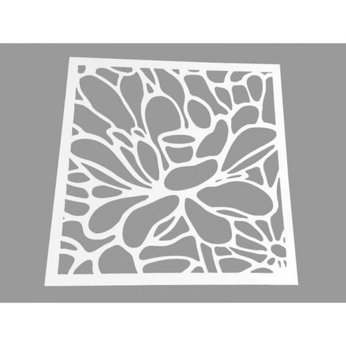 Lisse แผ่นพลาสวูดฉลุลาย ขนาด60*60*0.6 รุ่นHY-005 HY-005