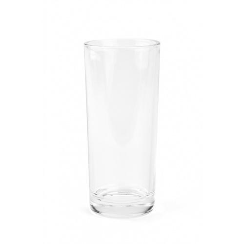 AILO แก้วใสทรงสูง 310 ML.  JAMAICA 4ใบ/ชุด