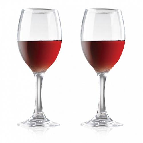 AILO แก้วไวน์ 320 ML.   JAMAICA-Y  2ใบ/แพ็ค