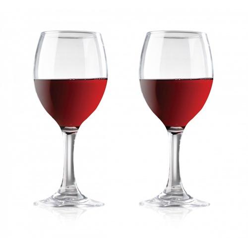 AILO แก้วไวน์ 470ml.    Jamaica-Y  2ใบ/แพ็ค ใส