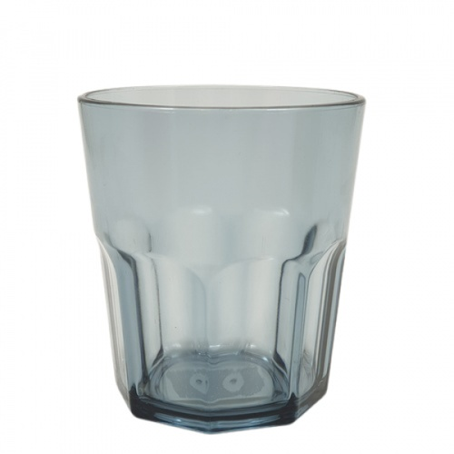 GOME แก้วพลาสติก 270ML. ขนาด 6.2x7.8x8.7 ซม. ZS8017 สีขาว