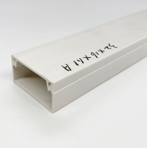V.E.G. รางทรังกิ้ง  32x16 สีขาว