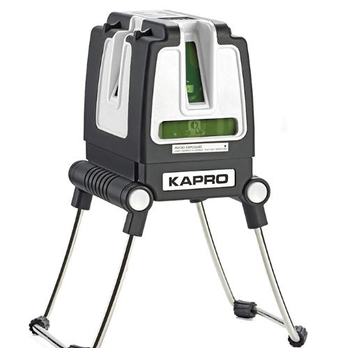 KAPRO เครื่องวัดระดับเลเซอร์ (แสงสีเขียว) พร้อมขาตั้ง 873G-LLS/TP