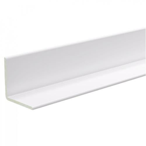 GREAT WOOD ไม้บัวครอบมุม PVC  FCN-0302I 30x30x2700mm. WH05