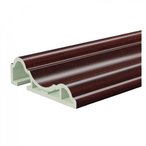 GREAT WOOD ไม้บัววงกบประตู PVC  FCM-K80 80x16x2700mm. MI01