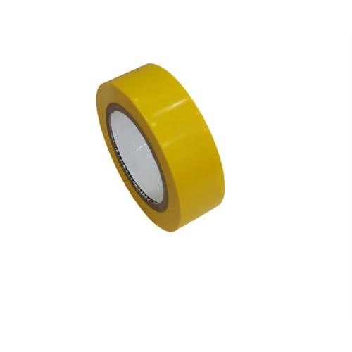 SHUSHI เทปพันสายไฟ 0.18mmx19mmx10m SS1993-104 สีเหลือง